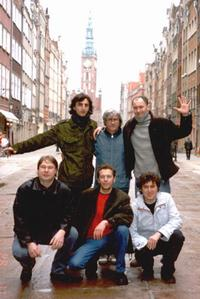 The band has just returned from their successful tour across Poland together with polish band Van on 26-28 of March, 2004.