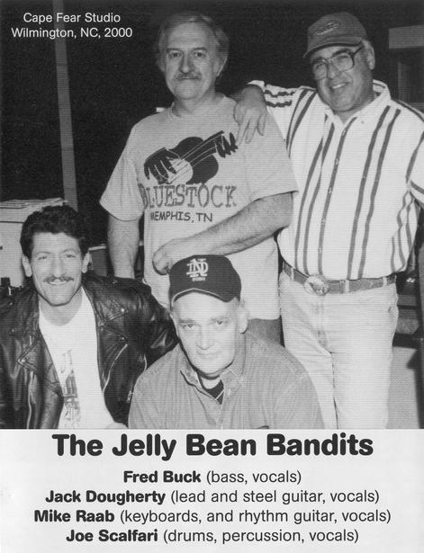 Jelly Bean Bandits from America!