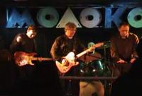 Live music video from the gig of Romislokus, live concert in Moloko club (St.Petersburg)